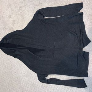 EUC Lululemon wrap sweater